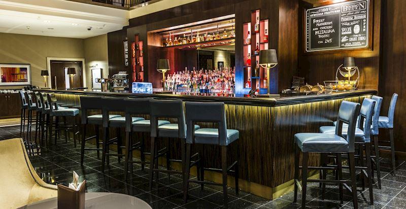 Stylový Bourbon Bar